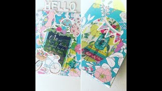 Hello Page Topper (The Planner Society Kit)