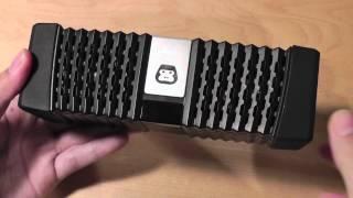 REVIEW: G-Project G-Grip Bluetooth Speaker- CrushProof, WaterProof