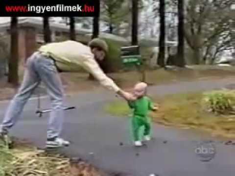 las mejores caidas de bebes de youtube