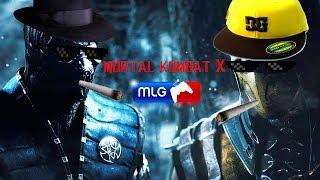 Mortal Kombat X MLG - trailer recreation