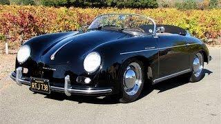 1956 Porsche Speedster Replica for Sale