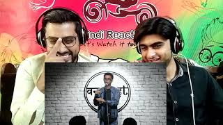 Pakistani Reaction To | Indian Muslims & India Pakistan Cricket Match _ Standup Comedy