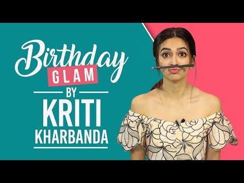 GRWM: Kriti Kharbanda's Birthday Makeup Tutorial | Fashion | Pinkvilla