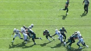 Jaguars Fake Punt Run For a Touchdown!   Chargers vs. Jags   NFL