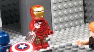 Lego: Avengers Assemble! Episode 1