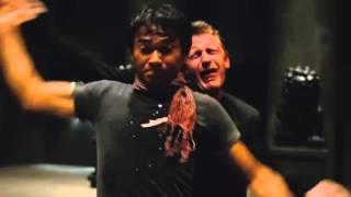 Tony Jaa The Protector Aka   Tom yum goong     Fight Scene   Re Sound