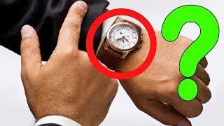 هل تعلم لماذا نرتدي الساعة في اليد اليسرى وليس اليمنى؟