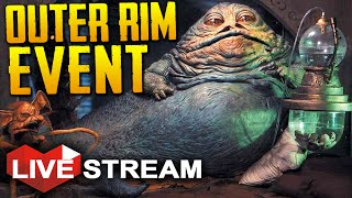 Star Wars Battlefront: Outer Rim Free Weekend Event! | Live Stream