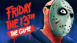 FRIDAY THE 13th The Game Gameplay Walkthrough Part 2 KILLING JASON + Giveaway