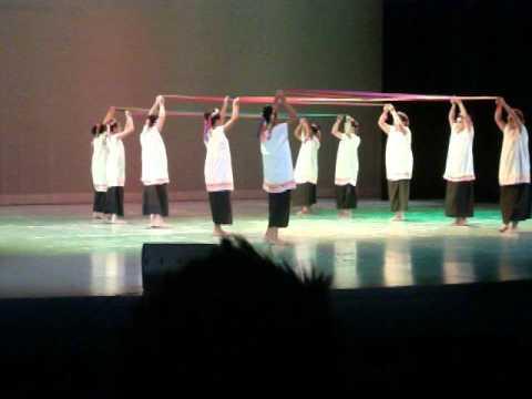 Manicari Pericu Xochipitzahuatl Dia de la danza 2013