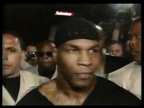 Mike Tyson entrance vs. Botha DMX Intro