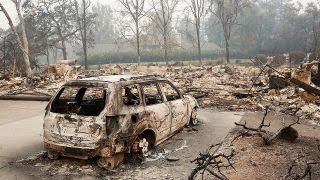 California wildfires now among deadliest in US history