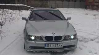 E 39 3.0D  new turbo
