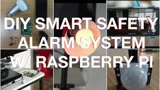 DIY - SAFETY ALARM SYSTEM