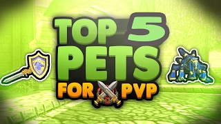 Wizard101: Top 5 Pets For PVP!