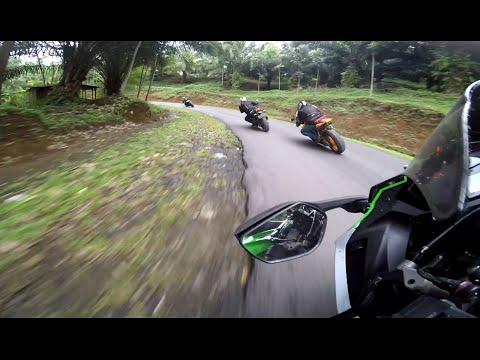 #4 CAM 1 ZX10R VID 1 | Big Bike Lovers Ride To Pel. Ratu