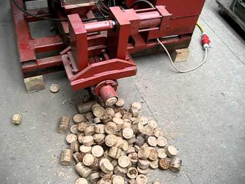 Brykieciarka Brikettpresse Briquetting press