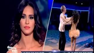 ليلى بن خليفة و فضيحة رقصها في dwts في نصف نهائي