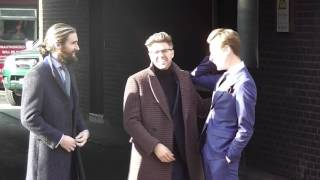 Goss TV: TV Presenter And Stylist Darren Kennedy Talks About Life Between Dublin And London