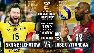 Lube Civitanova vs. Skra Belchatow | Highlights | FIVB Club World Championship 2018