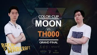 Color Cup - Grand Final:  [N] Moon vs. TH000 [H]