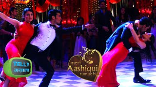 Shikhar Ishaani Romantic Dance in their Sangeet Ceremony Meri Aashiqui Tumse Hi | Colors
