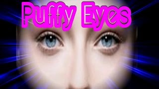 Puffy Eyes Removal Frequency - Future Channeled Healing Subliminal