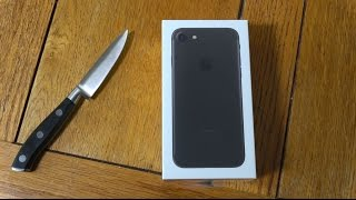 Apple iPhone 7 - Unboxing & First look! (4K)
