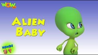 Alien Baby - Motu Patlu in Hindi
