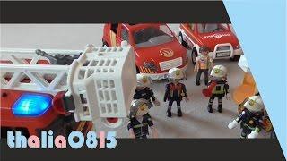 Playmobil feuerwehr film