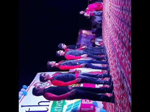 College ki ladki ladki dance in APC college pratapgarh (Raj.)