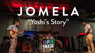 JOMELA - Yoshi's Story (Live @ Super Smash Con)