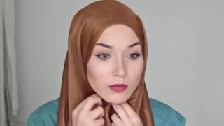 سلسلة لفات الحجاب التركي #الجزء السادس Turkish hijab tutorial #style