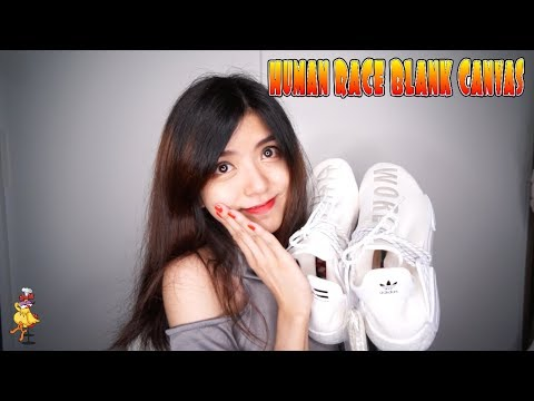 Xxx Mp4 เห่อ รีวิวรองเท้า Adidas Human Race Holi Blank Canvas แอบแฟนมารีวิว 3gp Sex
