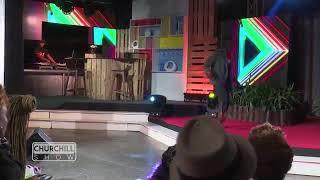 MCA Tricky on Churchill show