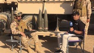 لقاء خاص مع سمو الأمير اللواء ركن . تركي بن عبدالله آل سعود قائد قوات الحرس الوطني بنجران