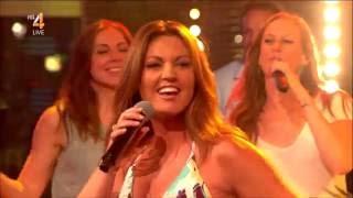 Belle Pérez - Gipsy Kings Medley [RTL Late Night 2016.07.22]