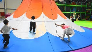 Indoor Playground for kids Pomerania Fun Park with balls for children toddlers