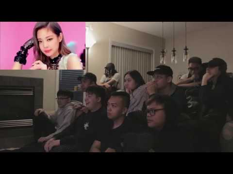 A Group of Koreaboos React to BLACKPINK - '뚜두뚜두 (DDU-DU DDU-DU)' MV