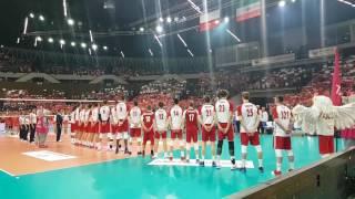 POLSKA - IRAN W SPODKU | 20.05.17 | HYMN | SIATKÓWKA | ALEJA GWIAZD
