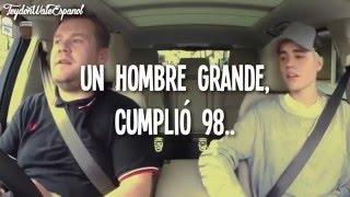 Justin Bieber Carpool Karaoke Vol 2 Subtitulado en Español [COMPLETO]