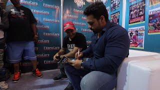 [VLOG] IHFF expo | Amateur Olympia India