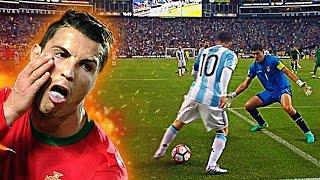 Los Caños Mas Humillantes del Futbol 2016/2017 Parte 1