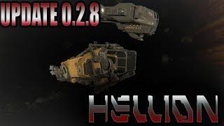 HELLION UPDATE 0.2.8- NEW SHIP! IMPROVED PILOT INTERFACE, ANCHOR POINTS AND MUCH MORE