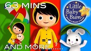 I Hear Thunder | Plus Lots More Nursery Rhymes | From LittleBabyBum!