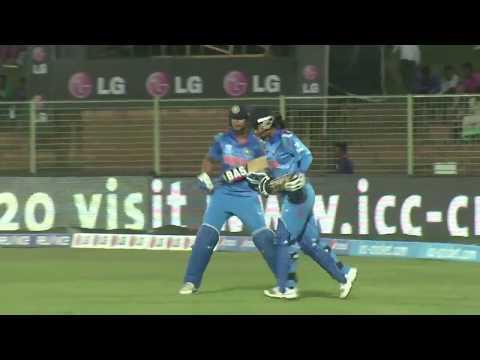 Women's World Twenty20  M8  England v India Highlights