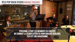 IMAGINE DRAGONS - Semi Charmed Life RTL2 POP ROCK STUDIO