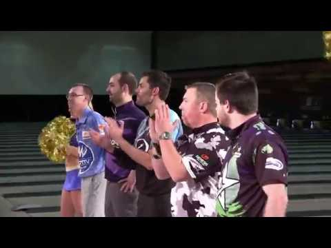 2016 PBA World Championship Player Introductions - Behind the Scenes