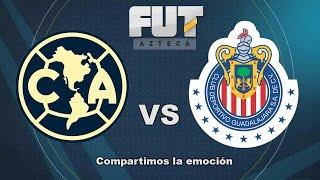 América vs Chivas En Vivo Copa MX 2016    Azteca Deportes