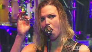 Halestorm - Still Of The Night (Whitesnake Cover 2016) Live in Kalamazoo Full HD